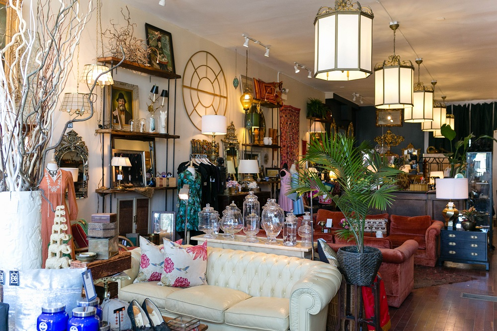 Chicago vintage furniture and accessories strangelovely