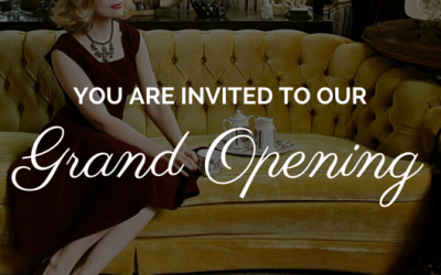 Grand Opening Party – Save the Date!