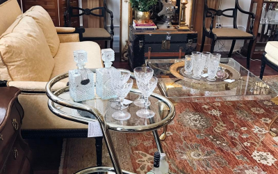 My Favorite French Inspired Vintage Furniture and Accessories